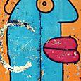 33 Berlin Wall Panel