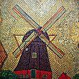 16 Windmill in Tiles