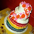 21 Gay Cake