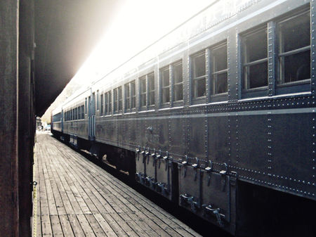 Sacramento Train