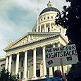 37 March on Sacramento