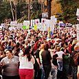 40 March on Sacramento