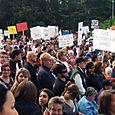 47 March on Sacramento