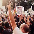 45 March on Sacramento