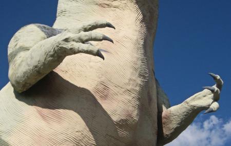 Dino Claws Bog