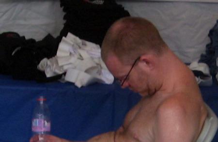 Frank, Asleep