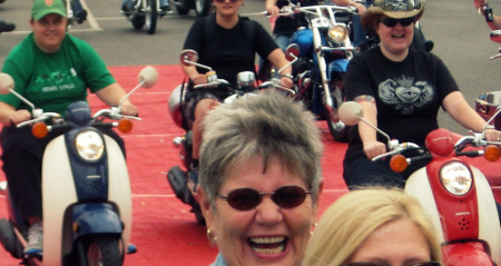Dykes on Mopeds