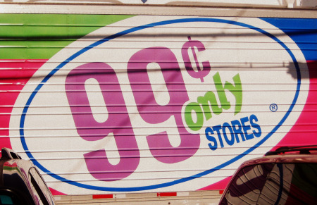Copy of 99 Cent Truck