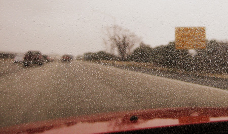 Convertible Rain