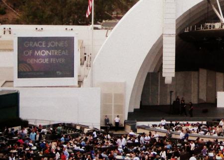 Grace Jones - Hollywood Bowl