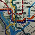 48 D.C. Subway Map