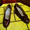 16 Smithsonian: Dorothy's Ruby Slippers