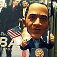 43 Barack Obama Bobblehead