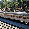 04 Grand Canyon Train