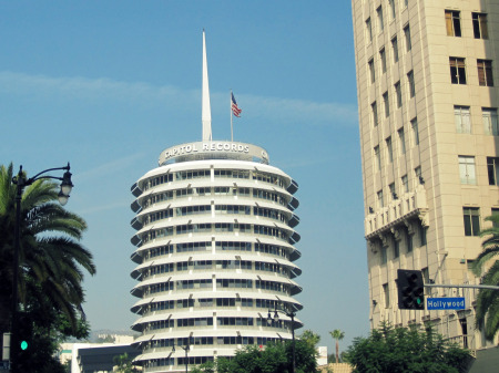 Copy of Capitol Records