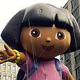 20 Dora the Explorer