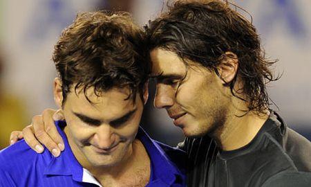 Roger and Rafa AO 2009 final