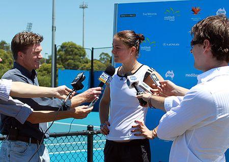 Safina Interview Sydney