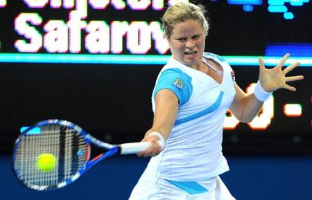Kim Clijsters Qf Brisbane 10 Win