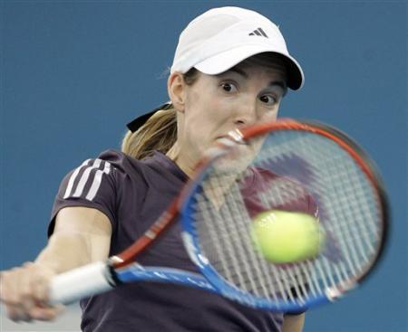 Justine Semi Win Brisbane 10