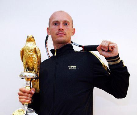 Davydenko Wins Doha 10