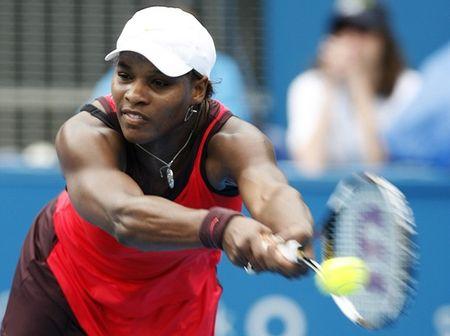 Serena Williams 2nd Round Sydney Win