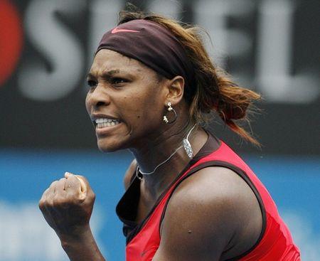Serena Williams Sydney Semi Win