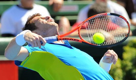 Funny Face Jan 14 Andy Murray