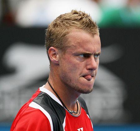 Funny Face Jan 14 Lleyton Hewitt