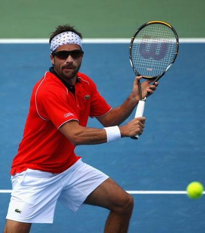 Arnaud Clement Auckland 10 Semi Win 2