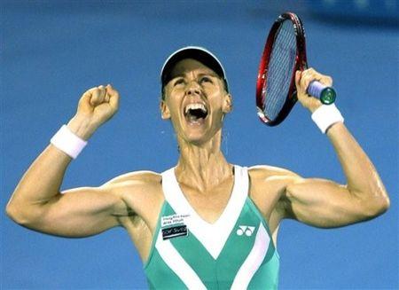 Elena Dementieva Sydney Final Win