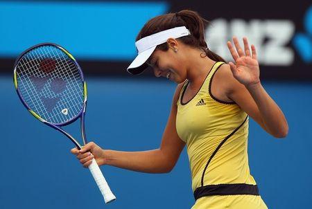 Ana Ivanovic 1st R AO10 Win