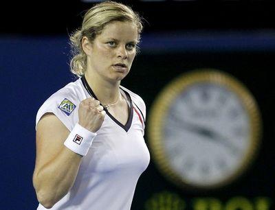 Kim Clijster 2nd R AO10 Win