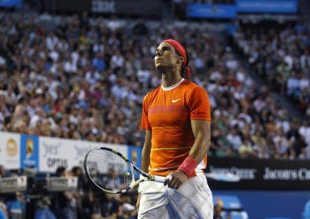 Rafael Nadal Losses 4th R AO10 r