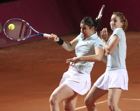Funny Face Feb 7 French Fed Cup Team