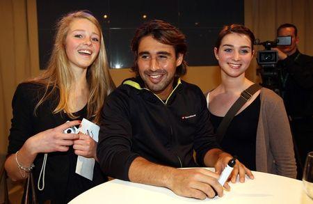 Marco Baghdatis Autographs Rotterdam 10 g