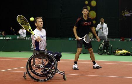 Wheelchair Rotterdam g 1