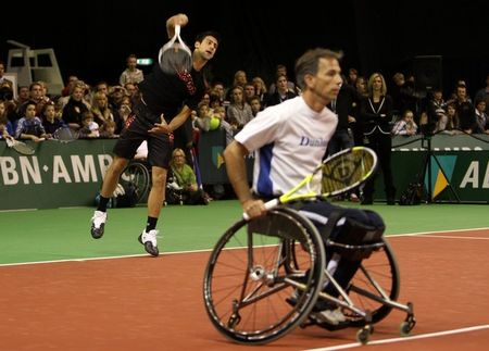 Wheelchair Rotterdam g 2
