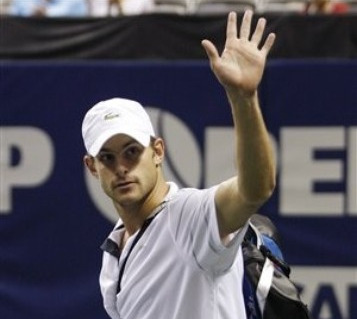 Andy Roddick 2nd R San Jose 10 Win ap