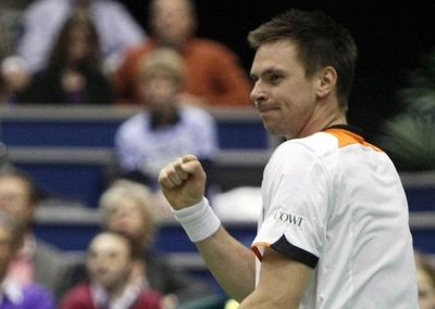 Robin Soderling Semi Win Rotterdam 10 r