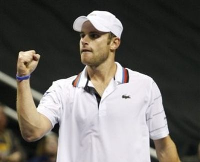 Andy Roddick San Jose Semi Win ap