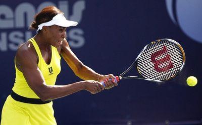 Funny Face Feb 19 Venus Williams