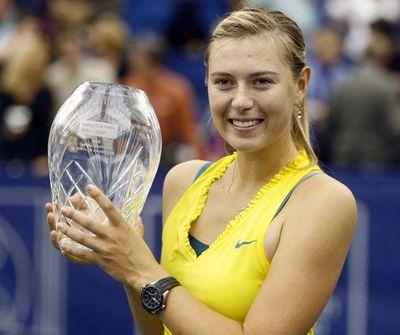 Maria Sharapova Wins Memphis.10 r