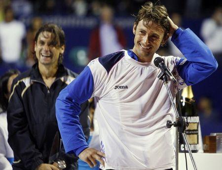 Juan Carlos Ferrero Wins Buenos Aires r