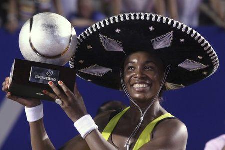 Venus Williams Wins Acapulco.10 r