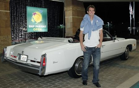 Andy Murray IW.10 Players Party r