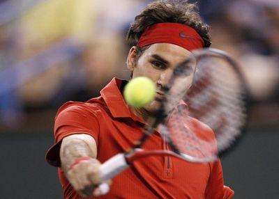 Roger Federer Loses in IW.10 r