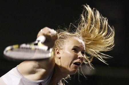 Caroline Wozniacki 4th R IW.10 Win r