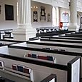 15 Christ Church Pews