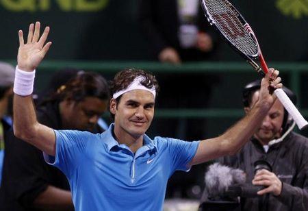 Roger Doha 2nd R Win